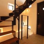 T様邸「自然素材をふんだんに使い、光と空間にこだわった家」04