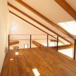 T様邸「自然素材をふんだんに使い、光と空間にこだわった家」05