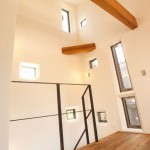 T様邸「自然素材をふんだんに使い、光と空間にこだわった家」07