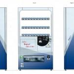 自動販売機デザイン(デザイン案)