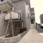 集合住宅:入口階段リフォーム