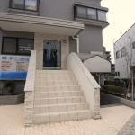 集合住宅:建物正面リフォーム