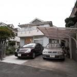 S様邸:駐車場改修リフォーム