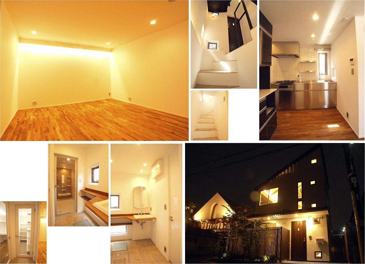 T様邸「自然素材をふんだんに使い、光と空間にこだわった家」