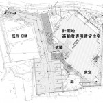 集合住宅「緑風」[高齢者専用賃貸住宅]図面